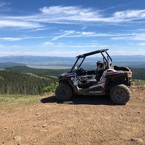 Yellowstone ATV