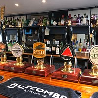 always a selection of fantastic beers