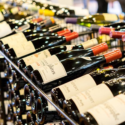 A wide selection of wines for you to choose from!
