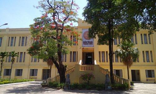Bảo tàng tỉnh Thanh Hóa