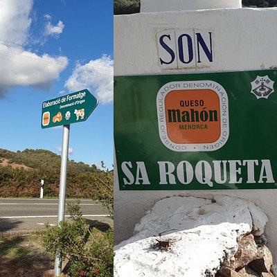 Venta directa de Queso típico artesano en quesería rustica Menorquina, donde encontrara una gran variedad de productos locales.