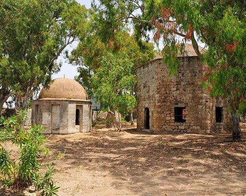 Muslim Cemetery - Ottoman Tombs
