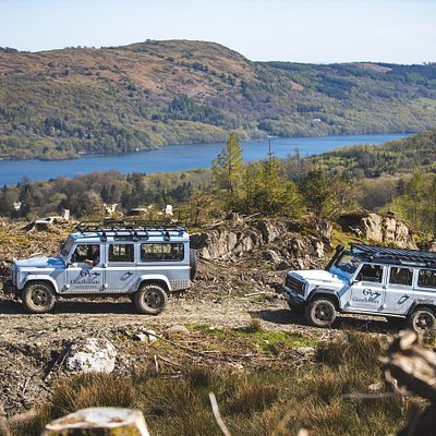 Join us for some off-road adventures, on the only course of it's kind in the Lake District. With BORDA (British Off Road Driving Association) accreditation and qualified instructors you're in the best hands. The course is technically challenging and you'll enjoy lumps, bumps and water features. The views from the summit are majestic!