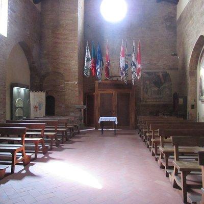 retro chiesa