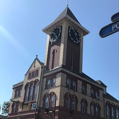 Gorgeous City hall building