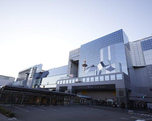 京都駅ビル(全景)
