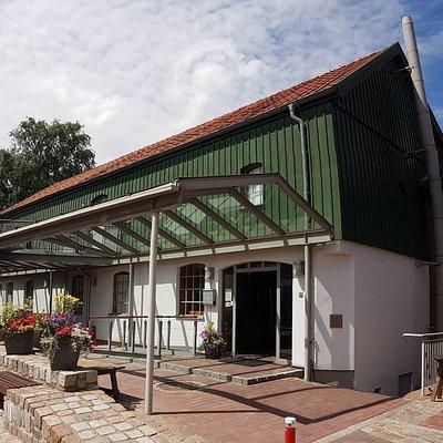 Museumsinsel Lüttenheid - Eingangsbereich (c) Museumsinsel Lüttenheid