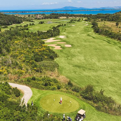 Argentario Golf Club - PGA National Italy