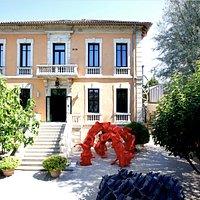 Fondation Villa Datris à L'Isle-sur-la-Sorgue - 2020 © F.Couvreur