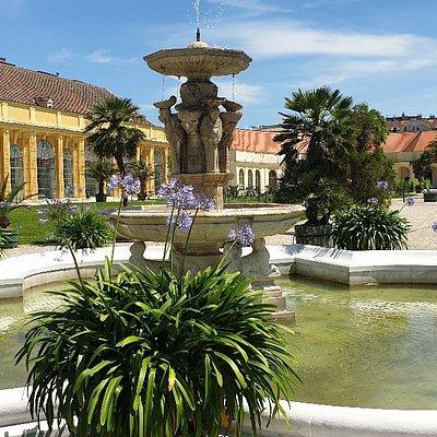 Orangerie im Schloss Schönbrunn