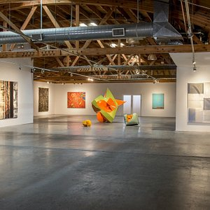 Great gallery for both paintings and sculpture.  Nice people who answer your question.