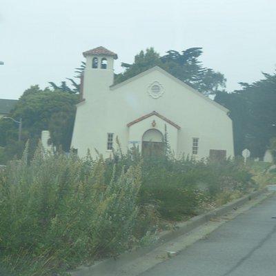 Fort Mason Chapel, San Francisco, Ca
