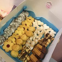 traditional East-European pastries to go with your tea or ordered in batches for personal occasions.