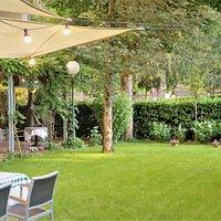 """Ristorante """"Il Bassotto"""" giardino esterno"""
