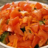 Frische Salate für den kleinen, gesunden Hunger zwischendurch!