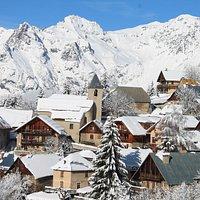 De la neige, du soleil, les pistes de ski... Villard Reculas, un coin de paradis, pour petits et grands skieurs !