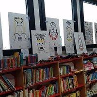Biblioteca comunalde di Selvino - Sezione ragazzi