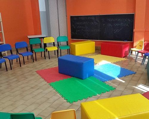 Biblioteca comunale di Selvino- Sezione 0-6 anni