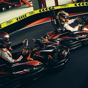 Vmax Karting!