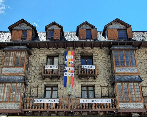 Superbe façade en granit