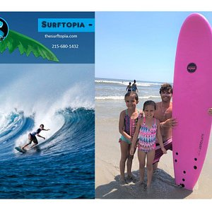 """The girls were not shy; talked about favorite colors and animals.  They said that Nik thought they were """"cool.""""  WOULD HIGHLY RECOMMEND.  Thanks Surftopia!"""