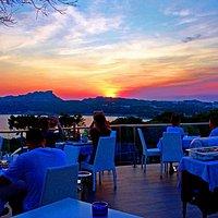 Nuova Terrazza S'Andira con vista sul mare con tramonti Mozzafiato