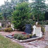 Noorder cemetery Hilversum
