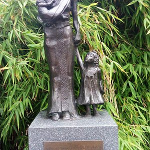 Japanese camp Monument