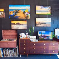 Sunset Framing and Gallery 2/25 Central Rd, Port Macquarie love the new premises.