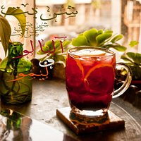 Sour Cherry and Lemon Sharbat