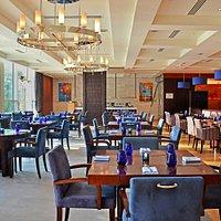 Blue Grill indoor