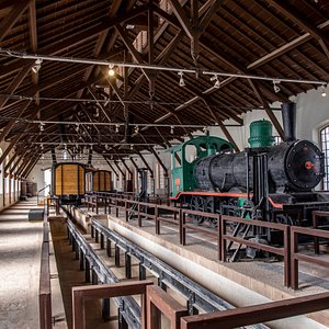 The Hijaz Railway ran from Damascus to Madinah and is named after the Hijaz region of northwestern Saudi Arabia. An ambitious project begun in the early 20th century, further construction was abandoned due to the outbreak of the First World War.