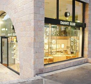 Danny Eliav Jewelry • Store Front • David HaMelech 19