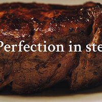 Perfection in Steak