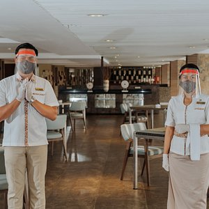 our staff will be more than happy to assist you as the new normal continues to develop. you can spend your time at our hotel with effortless ease, as your health and satisfaction is our highest priority