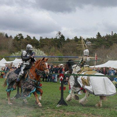 ridderne dyster i sagaland kl. 14
