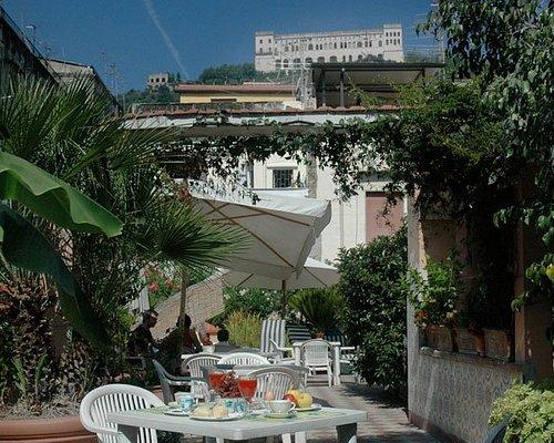 sede estiva Sala presso Terrazza Hotel Toledo Napoli
