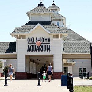 Exterior Shot of Oklahoma Aquarium   Courtesy Lissa Chidester