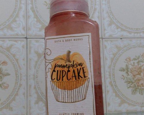 Sabonete de Cupcake de abóbora