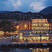 InTerrazza Restaurant lake front