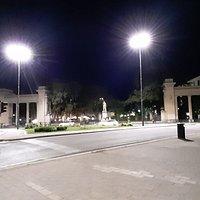 la zona di Porta Romana a  Foligno