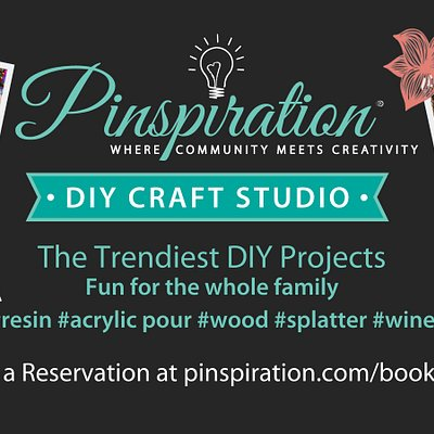 Come get creative with us!