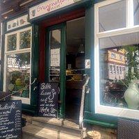 Grunewalds Backcafé in Bad Sooden Allendorf