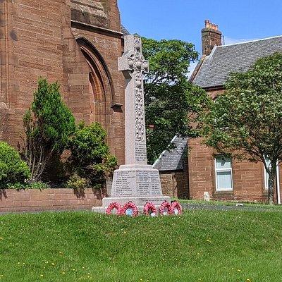 Crosshouse Parish Church