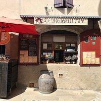 Bienvenue au Menestrel Café !
