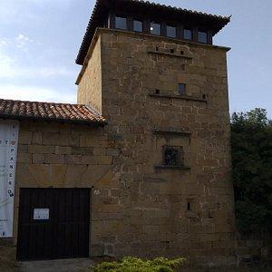 Centro de Visitantes del Monte Hijedo