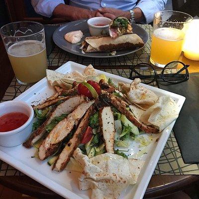 Buonissimo!!! Cena con mio marito , ambiente ideale perfetto, Giorgio è super!!!