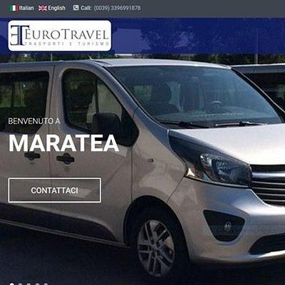 Agenzia di trasporti e turismo a Maratea, Italia