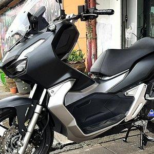 ADV 150cc at 5 Star Motorbike Rental Khao Lak, Thailand