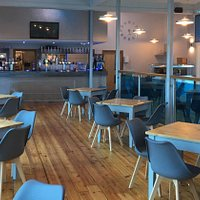The Venue Bar and Restaurant at Parc Trenance near Padstow